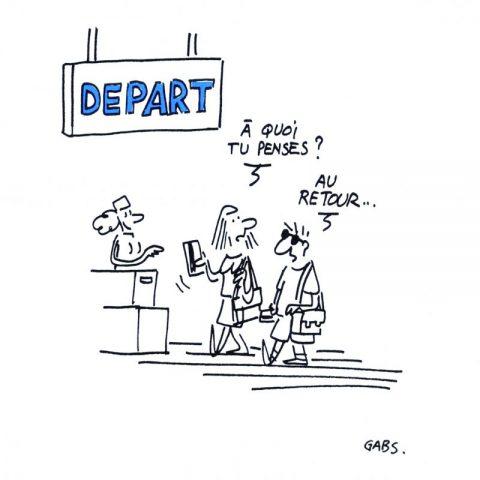 Éditions, Tout est psy en vacance